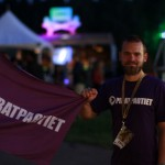Aktivist på TPB10 2013